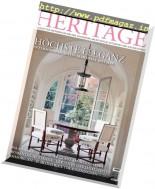 Heritage Magazin - Nr.1, 2017