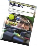 Industrie Anzeiger - Nr.4, 2017