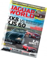 Jaguar World - May 2017