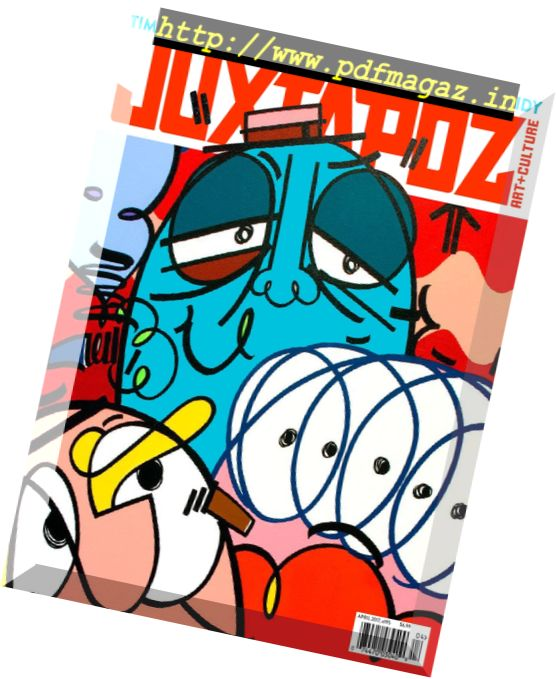 JUXTAPOZ Art and Culture 7 Magazines 2005-2016 Great Condition!