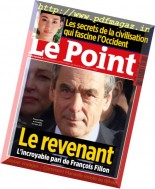 Le Point - 9 Mars 2017
