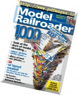 Model Railroader - April 2017