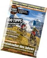 Mountainbike - April 2017
