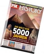 P.M. History - Marz 2017