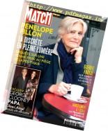 Paris Match - 23 au 29 Fevrier 2017