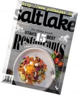 Salt Lake Magazine - March-April 2017