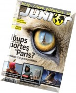 Science & Vie Junior - Avril 2017