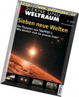 Sterne und Weltraum - April 2017