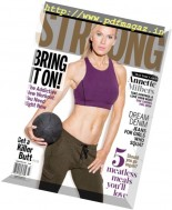 Strong Fitness - March-April 2017