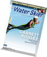 The Water Skier - March-April 2017