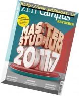 Zeit Campus Ratgeber - Nr.2, 2017