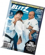 Blitz Martial Arts - April - May 2017