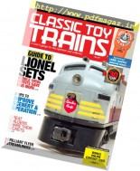 Classic Toy Trains - May 2017