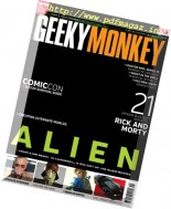 Geeky Monkey - Issue 19, April 2017