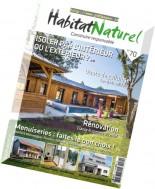 Habitat Naturel - N 70, 2017