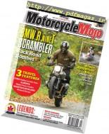 Motorcycle Mojo Magazine - April 2017