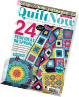 Quilt Now - Issue 34, 2017