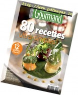Sud Ouest Gourmand - Hors-Serie - 80 recettes ultra-simples! 2015