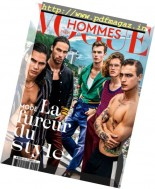 Vogue Hommes France -Hors-Serie N 25 - Printemps-Ete 2017