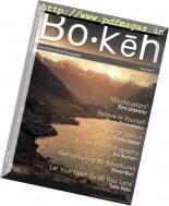 Bokeh - Volume 51 2017