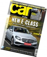 Car India - March 2017