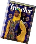 Conde Nast Traveler - April 2017