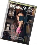 L'Express Style - 22 au 28 Mars 2017