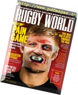 Rugby World UK - April 2017