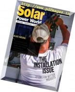 Solar Power World - March 2017