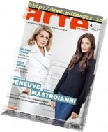 ARTE Magazin - April 2017