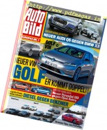 Auto Bild Germany - 27 Januar 2017