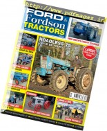 Ford & Fordson Tractors - April-May 2017