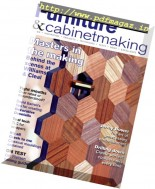 Furniture & Cabinetmaking - April 2017