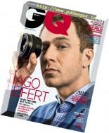 GQ Brazil - Issue 71, Fevereiro 2017