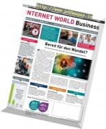 Internet World Business Germany - 13 Marz 2017