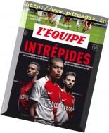 L'Equipe Magazine - 11 Mars 2017