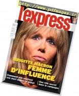 L'Express - 1-7 Mars 2017