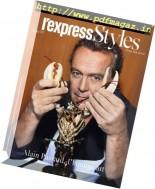 L'Express Style - 15 au 21 Mars 2017