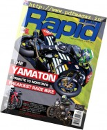 Rapid Bikes - April-May 2017