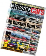 Auto Zeitung Classic Cars - Nr.3, 2017