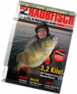 Der Raubfisch - Marz-April 2017