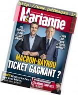 Marianne - 24 Fevrier 2017