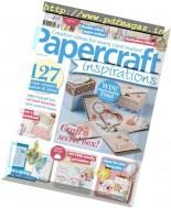 PaperCraft Inspirations - April 2017
