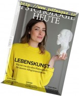 Psychologie Heute - April 2017