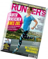 Runner's World Germany - April 2017
