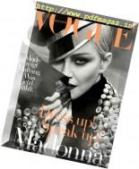 Vogue Germany - April 2017