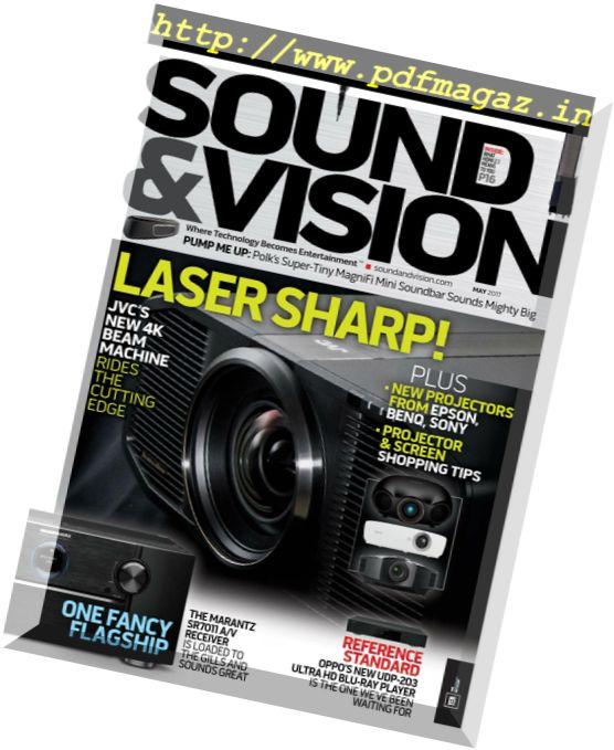 Sound & Vision – May 2017