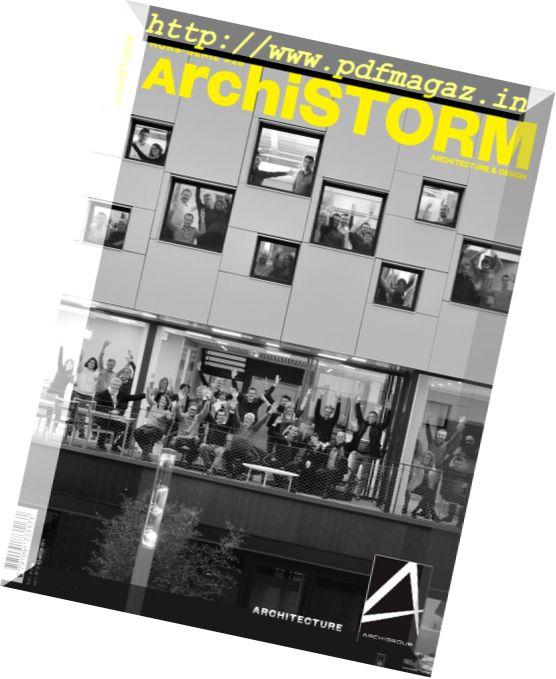 Archistorm – Hors-Serie N.25, 2017