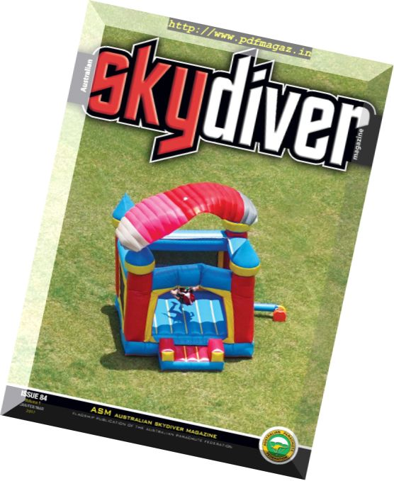 Australian Skydiver – January-March 2017