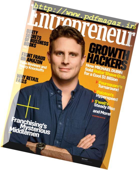 Entrepreneur USA – April 2017